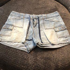 SO denim shorts